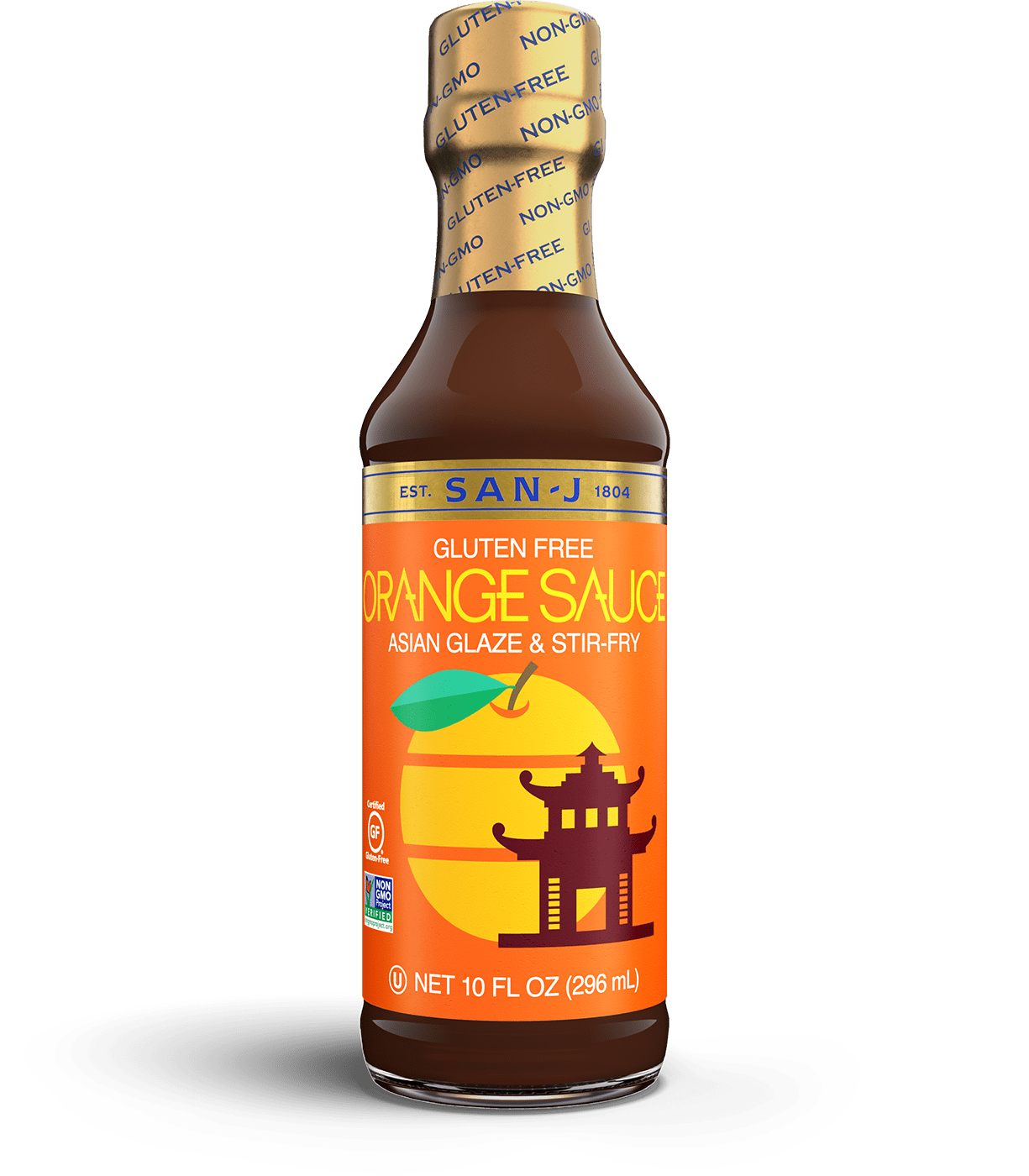San j orange asian cooking sauce 2021
