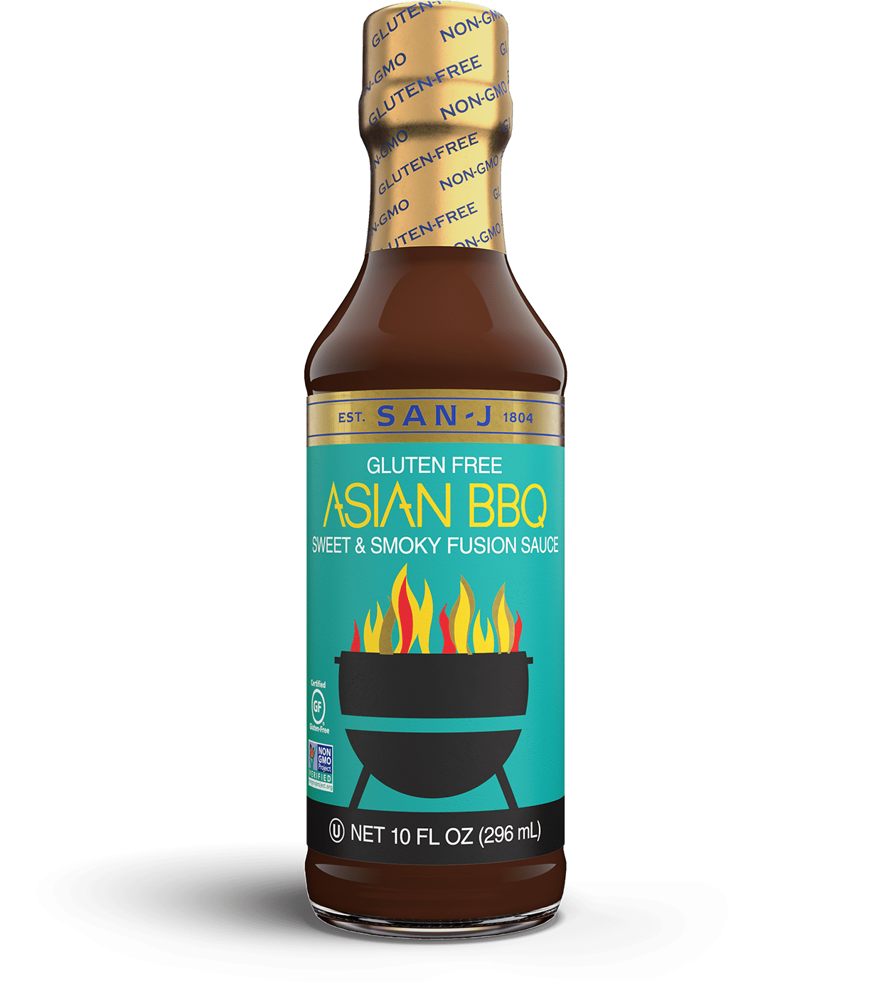 San j asian bbq cooking sauce 2021