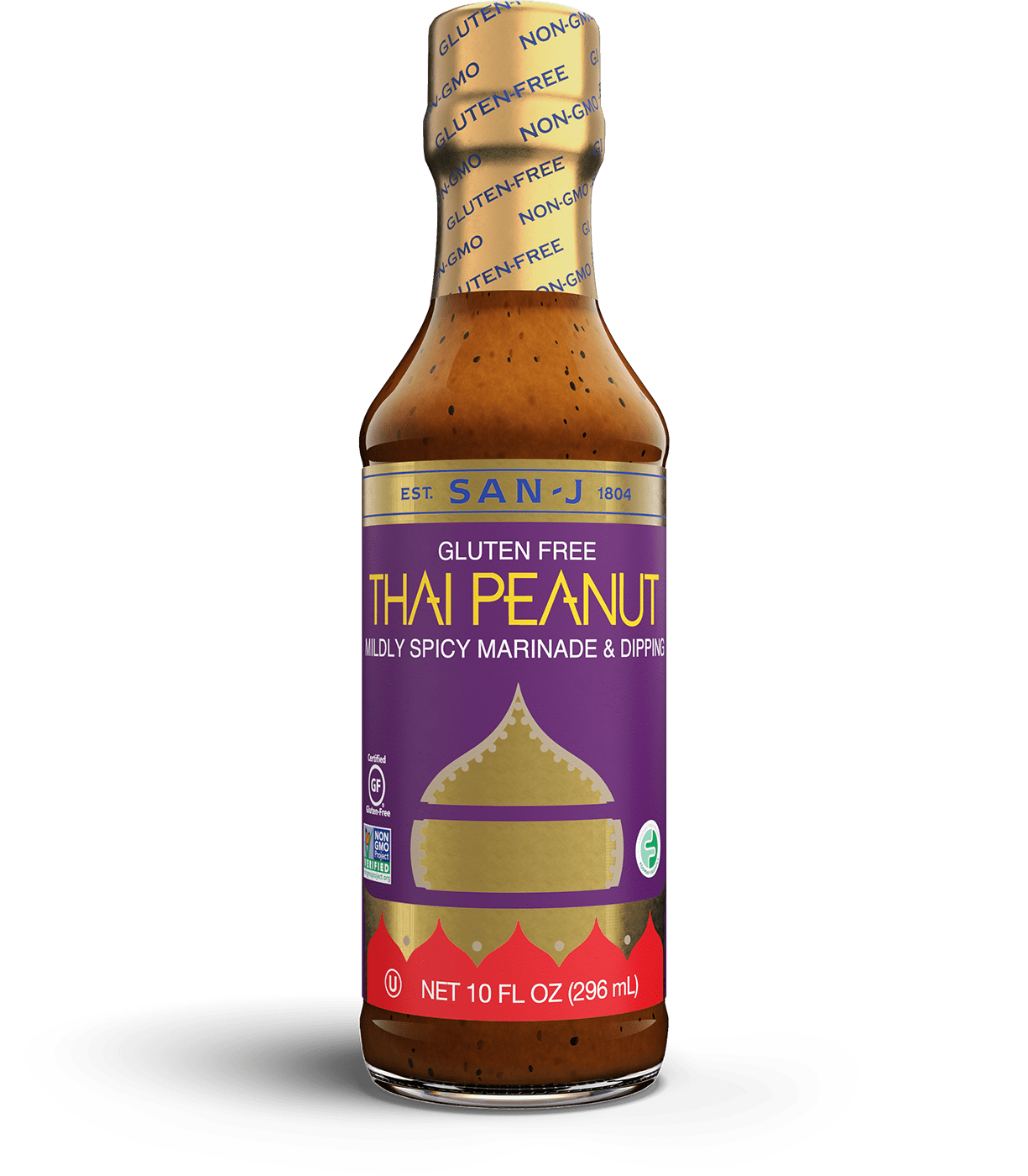San j thai peanut asian cooking sauce 2021