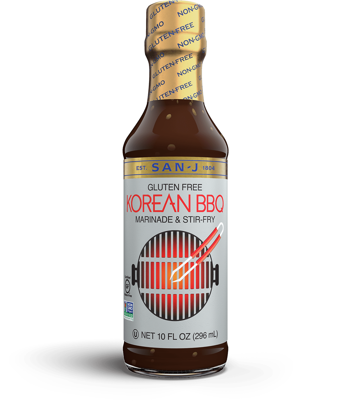 San j korean bbq asian cooking sauce 2021