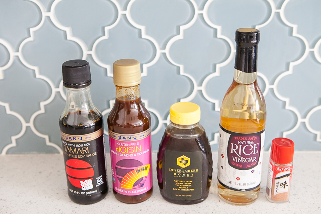The 5 S's of Asian flavor: Salty, Savory, Sweet, Sour, Spicy